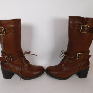 Sonoma Shoes - Sonoma Women's Brown Tall Boots 7.5 CL1873 1019